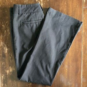 NY&Co Brown Dress Trousers, Size 0